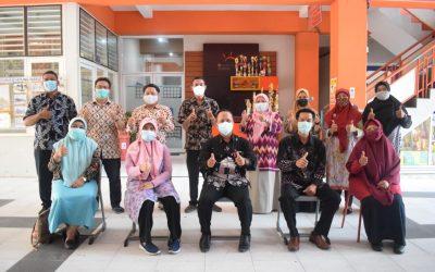 "Berkunjung ke Smamsatu Gresik, Smamda Sidoarjo dan SMA Muhammadiyah Alas Sumbawa NTB Ingin ""Mempelajari Keunggulan"" Sekolah Inovatif Ini"