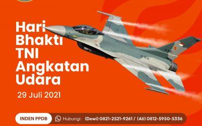 Sejarah dan Tema Hari Bhakti TNI AU 29 Juli 2021